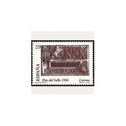 1994 Sellos de España (3287). Día del Sello. Buzones.