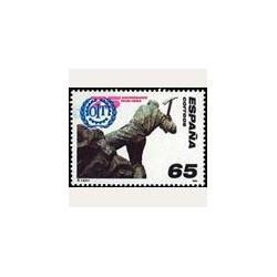 1994 Sellos de España (3288). 75º Aniv. de la Oficina Internacional de Trabajo.