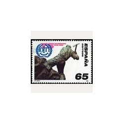 1994 España. 75º Aniv. de la Oficina Internacional de Trabajo. (