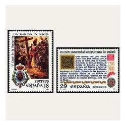 1994 Sellos de España (3299/00). Efemérides.