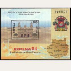 1994 Sellos de España (3313). EXFILNA '94.