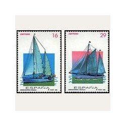 1994 España. Barcos de Época (Edif.3314/15) **