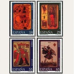 1994 España. Museo de Naipes (Edif.3317/20) **