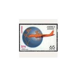 1994 España. América. Transporte Postal (Edif.3321) **