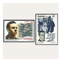 1995 España. Literatura Española (Edif.3356/7) **