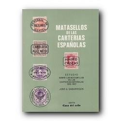 Estudio Sobre los Matasellos de las Carterías Españolas