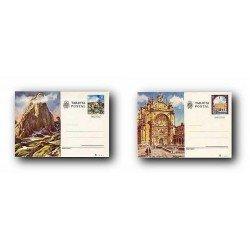 1979 España. Entero Postales Turismo (Edif.119/120)**