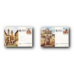 1982 España. Entero Postales Turismo (Edif.127/128)**