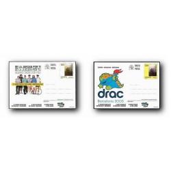 2003 España. Enteros Postales (Edif.168/169)**