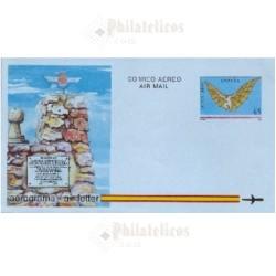 1993 España. Aerograma (Edif.218)**