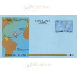 1997 España. Aerograma (Edif.222)**