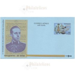 1998 España. Aerograma (Edif.223)**