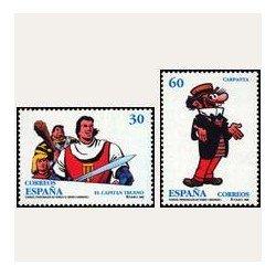 1995 España. Cómics. (Edif.3359/60) **