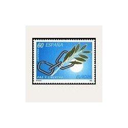 1995 Sellos de España (3361). Europa. Paz y Libertad.