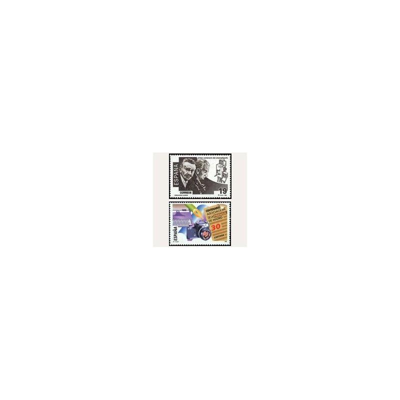 1995 España. Efemérides (Edif.3362/3) **