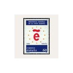 1995 España. Presidencia Española de la U.E. (Edif.3385) **