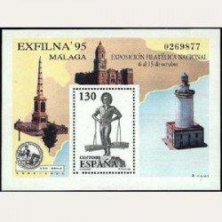 1995 España. EXFILNA'95 (Edif.3393)**