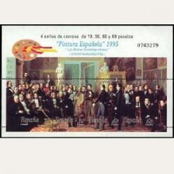 1995 Sellos de España (3401). Pintura Española.