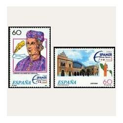 1995 España. Espamer'96 (Edif.3404/05)**