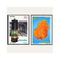 1996 España. Minerales de España (Edif.3408/09) **