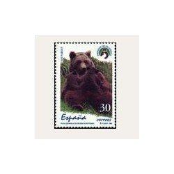 1996 Sellos de España (3412). Fauna Española en Peligro.
