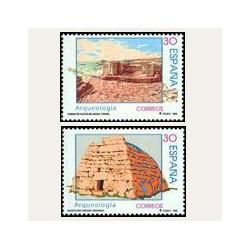 1996 España. Arqueología (Edif.3448/49) **