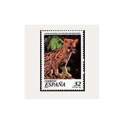 1997 Sellos de España (3469). Fauna Española en Peligro.