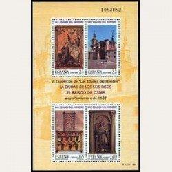 1997 Sellos de España (3494). Las Edades del Hombre.