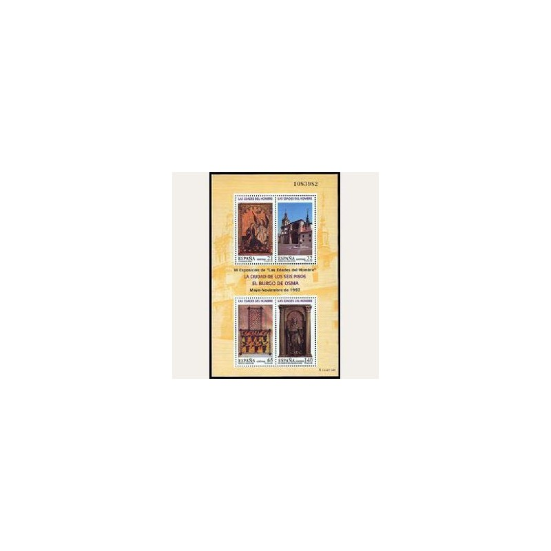 1997 España. Las Edades del Hombre (Edif.3494)**