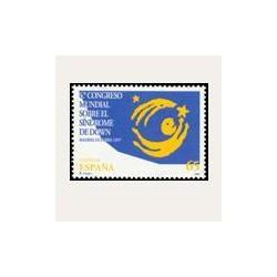 1997 España. Congreso sobre el Síndrome de Down. (Edif.3517)