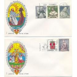 1963 SPD España. Nuestra Señora de la Merced. Edif.1521/25