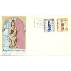 1964 SPD España. VII Cent. de la Reconquista de Jerez. Edif.1615