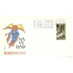 1964 SPD España. Navidad. Edif.1630