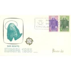 1965 SPD España. Europa-CEPT. (Edif.1675/6)