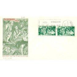 1965 SPD España. Navidad (Edif.1692)