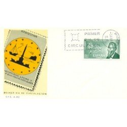 1967 SPD España. Congreso de Radiología. (Edif.1790)
