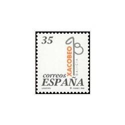 1998 Sellos de España (3525). Xacobeo '99