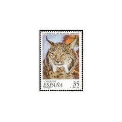 1998 España. Fauna Española en Peligro (Edif.3529)**