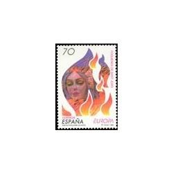 1998 Sellos de España (3542). Europa. Fiestas Populares