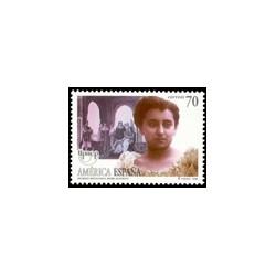 1998 Sellos de España (3590). América UPAEP. Mujeres Destacadas