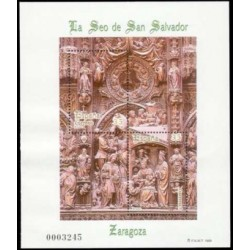 1998 España. La Seo de San Salvador (Edif.3595)**