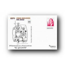 """2005 España. Sobre """"El Quijote"""" (Edif. 97)"""