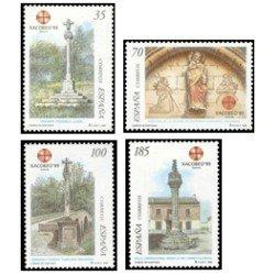 1999 España. Año Santo Compostelano (Edif.3617/20)**