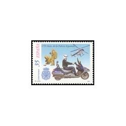 1999 España. 175 Aniv. de la Policía Española (Edif.3623)**