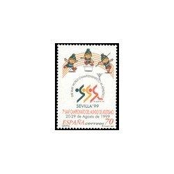 1999 España. Campeonato del Mundo de Atletismo (Edif.3627)**