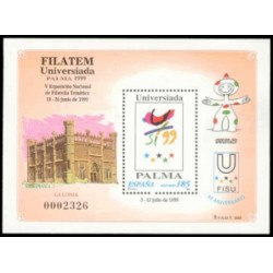 1999 España. Filatem - Palma 1999 (Edif.3647)**