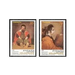 1999 España. Diego Velázquez (Edif.3658/9)