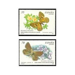 2000. España. Fauna Española en Peligro. (Edif.3694/5)**