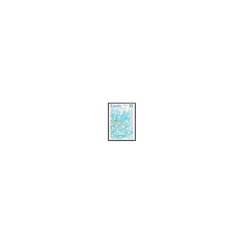 2000. España. Imprenta de Montserrat. (Edif.3696)**