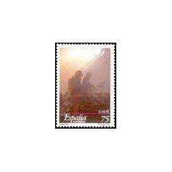 2001 España. Cuerpo de Bomberos (Edif.3777)**